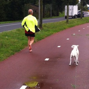 Barefoot in Barendrecht